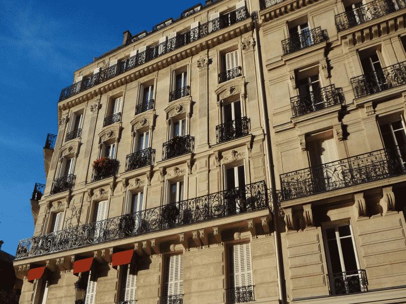 entretien des immeubles