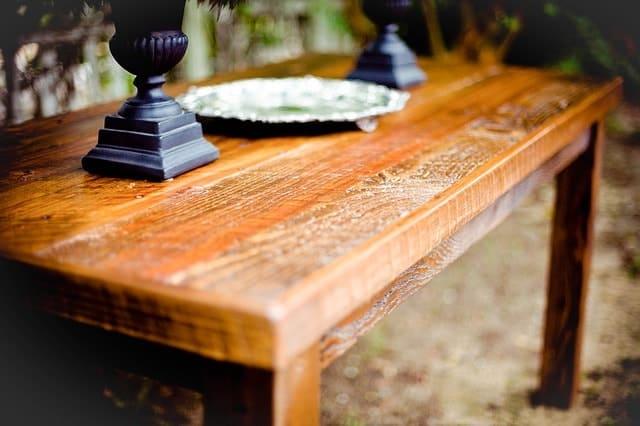 nettoyer meuble en bois produits ecologiques