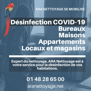 désinfection covid-19